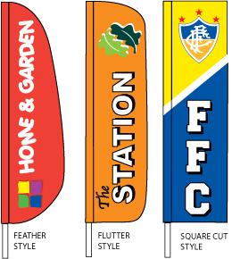 custom feather flags flagtopiacom - Custom Feather Flags